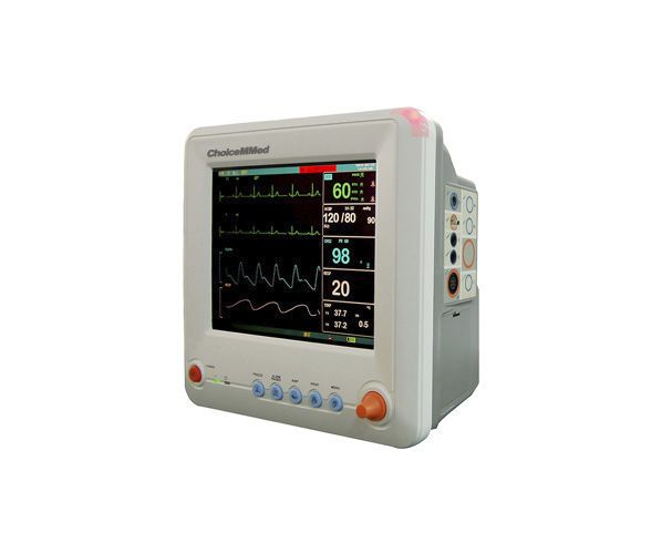 """Compact multi-parameter monitor / transport / wireless 10.4"""" TFT 