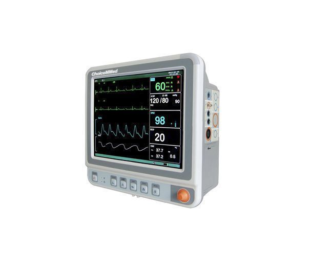 """Compact multi-parameter monitor / transport / wireless 12.1"""" TFT 