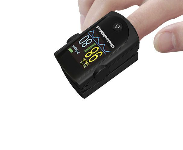 Fingertip pulse oximeter / compact MD300C318T Beijing Choice Electronic Technology