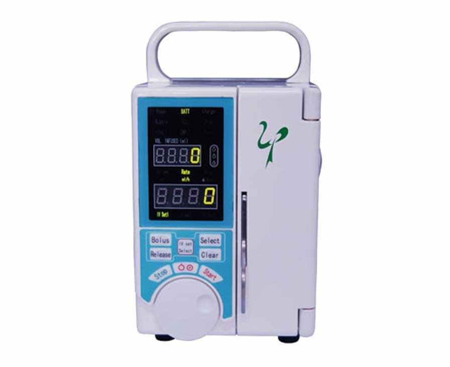 Volumetric infusion pump / 1 channel 1.0 - 1200 mL/h - SA213 Beijing Xin He Feng Medical Technology