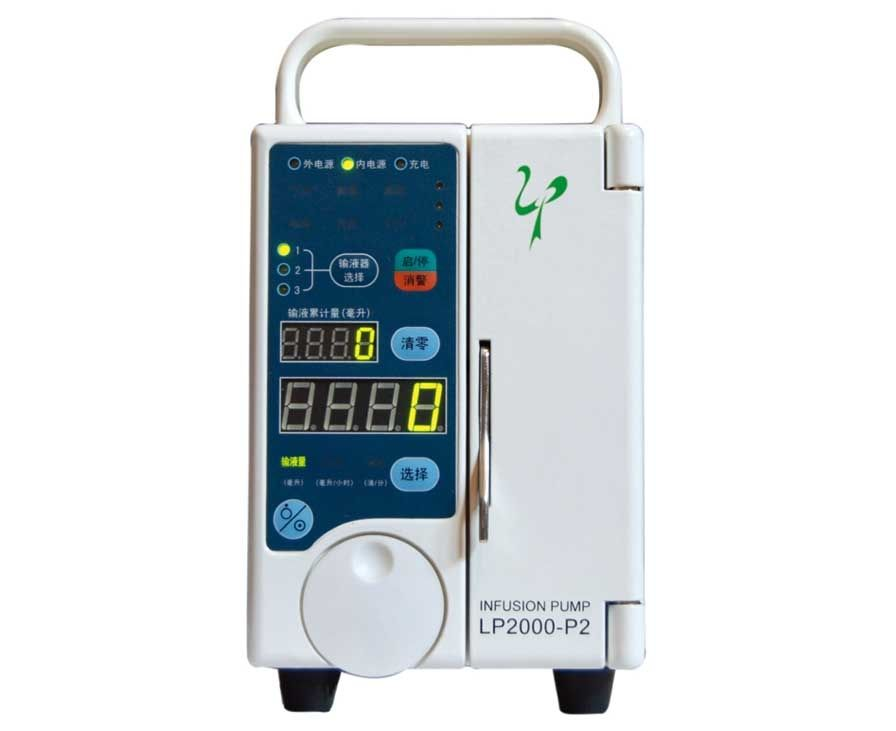 Volumetric infusion pump / 1 channel LP-2000 Beijing Xin He Feng Medical Technology