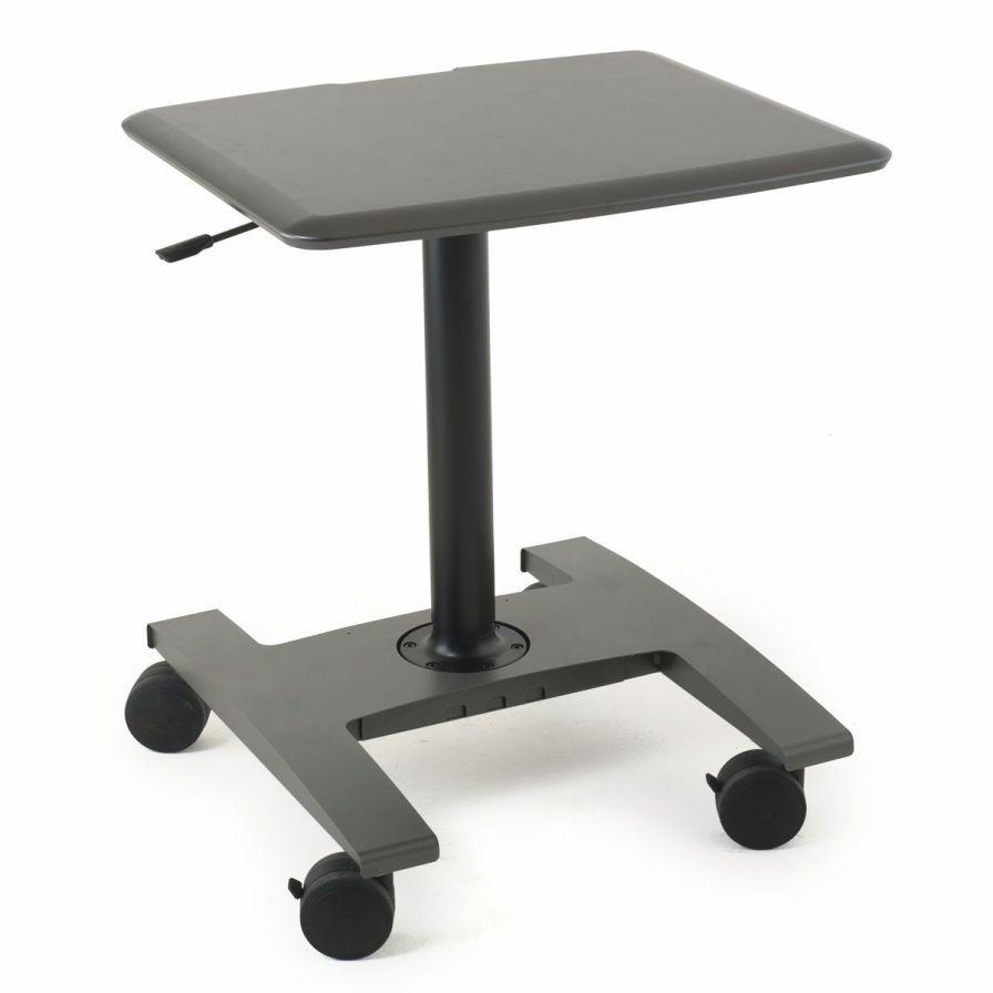 Medical computer cart CT Anthro Corporation