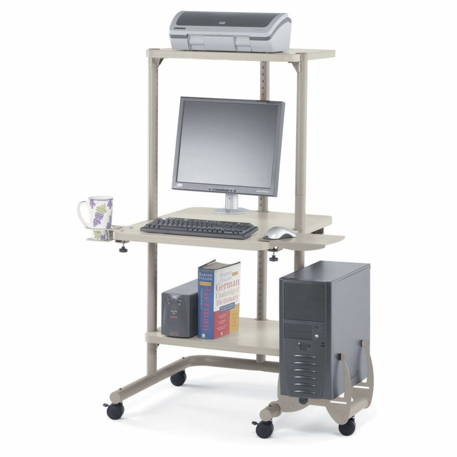 Medical computer workstation / mobile Small Anthro Anthro Corporation