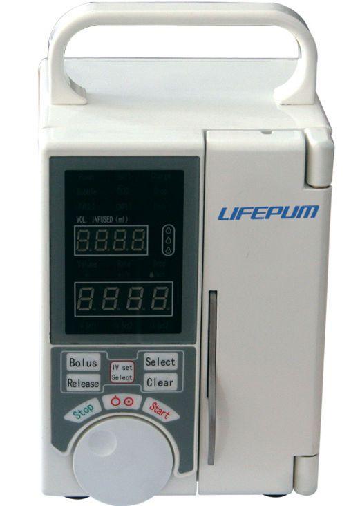 Volumetric infusion pump / 1 channel 1 - 800 mL/h | SA211 Beijing Xin He Feng Medical Technology Co. Ltd.
