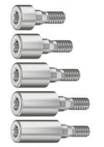 Healing abutment NP004 series ADIN Dental Implant Systems Ltd.