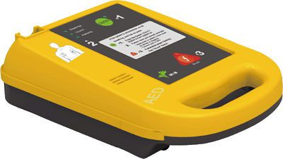 Automatic external defibrillator / public access AED7000 Beijing M&B Electronic Instruments