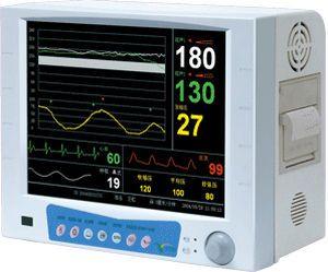 Fetal and maternal monitor M1720B Beijing M&B Electronic Instruments