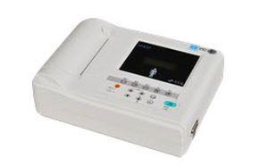Digital electrocardiograph / 3-channels ECG 1206a Beijing M&B Electronic Instruments