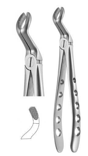 American dental extraction forceps 6701 A. Titan Instruments
