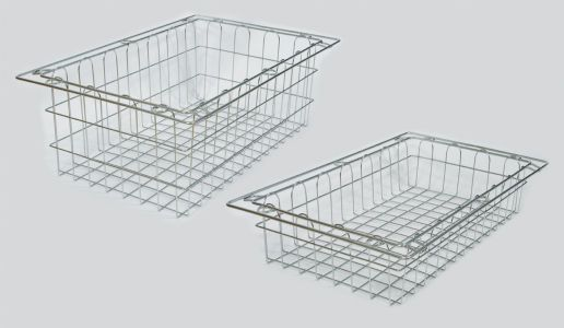 Perforated sterilization basket BLSFL - ISO Alvi