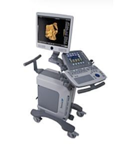 Ultrasound system / on platform / for multipurpose ultrasound imaging SonixSP Q+ Analogic