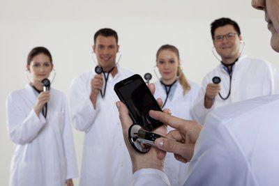 Education software / auscultation Listen-In 3M Littmann Stethoscopes