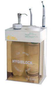 Portable dental treatment unit HYGIBLOCK AIREL - QUETIN