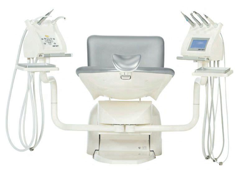 Dental treatment unit PACIFIC CHIR AIREL - QUETIN