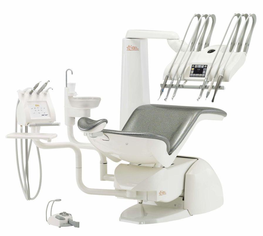 Dental treatment unit PACIFIC AIREL - QUETIN