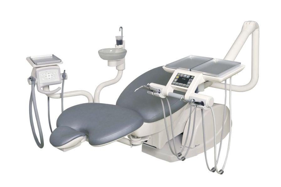 Dental treatment unit PE8 AIREL - QUETIN