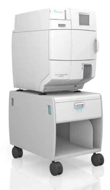 Medical sterilizer / hydrogen peroxyde / bench-top / low-temperature 18 ... 35 °C   STERRAD® NX® ASP Advanced Sterilization Products