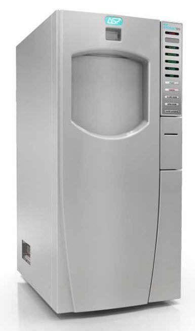 Medical sterilizer / hydrogen peroxyde / front-loading / low-temperature 10 ... 40 °C   STERRAD® 100S ASP Advanced Sterilization Products