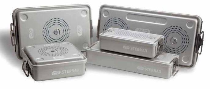 Perforated sterilization container SteriTite® ASP Advanced Sterilization Products