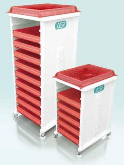 Transport trolley / endoscope CLEANASCOPE® ASP Advanced Sterilization Products