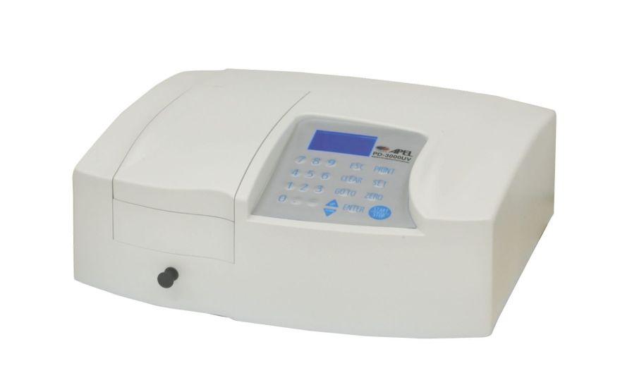 UV-visible absorption spectrometer PD-3000UV Apel