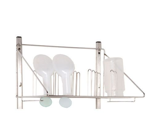Multi-function shelf / stainless steel 3517AEU14 ARCANIA department, Sofinor SAS