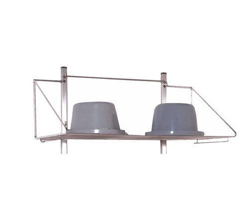 Multi-function shelf / stainless steel 3517AES1 ARCANIA department, Sofinor SAS