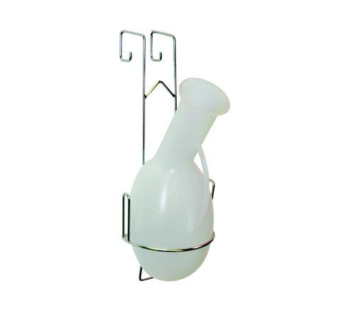 Urinal support stainless steel 3524AKP ARCANIA department, Sofinor SAS