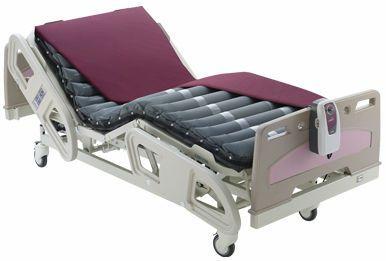 Anti-decubitus overlay mattress / for hospital beds / dynamic air / tube DOMUS 2 Apex Medical