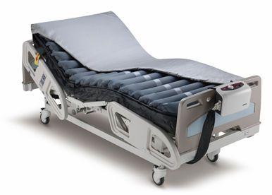 Hospital bed overlay mattress / anti-decubitus / dynamic air / tube DOMUS 3 Apex Medical