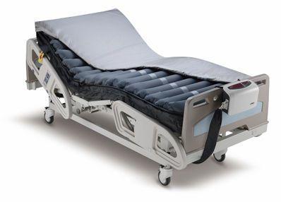 Anti-decubitus overlay mattress / for hospital beds / dynamic air / tube DOMUS 4 Apex Medical