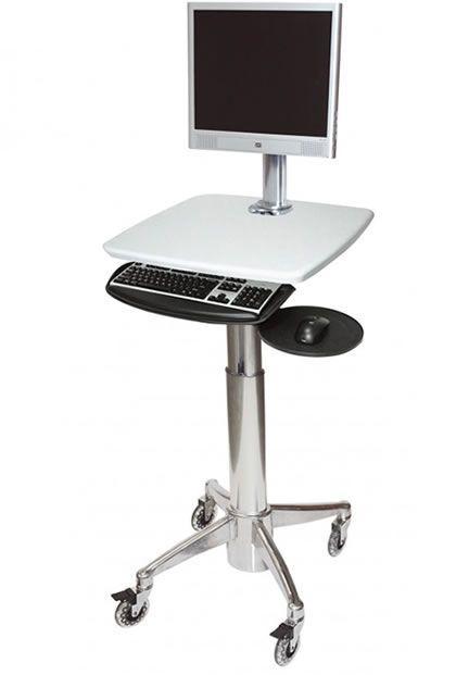 Medical computer cart HMK7P Altus