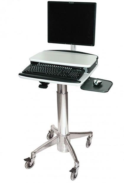 Medical computer cart HHC7P Altus