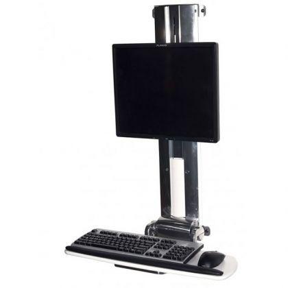 Medical computer workstation / wall-mounted INP2 Altus