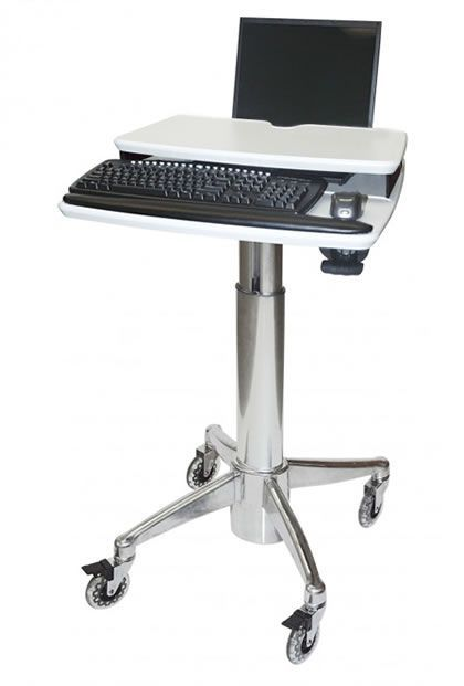 Medical computer cart HLW7P Altus