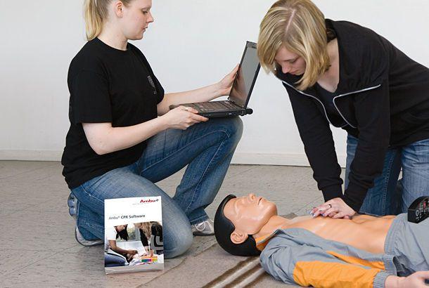 Training software / CPR Ambu® Ambu