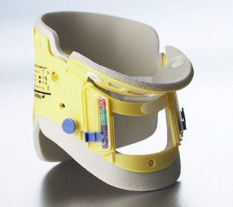 Adjustable-size emergency cervical collar / with tracheal opening / 1-piece Mini Perfit® ACE™ Ambu