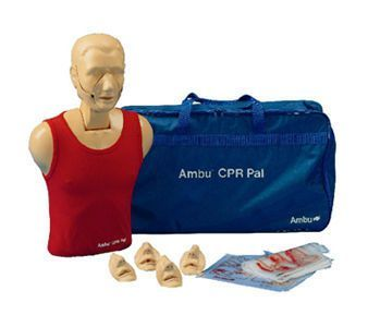 CPR training manikin / torso Ambu® CPR Pal Ambu