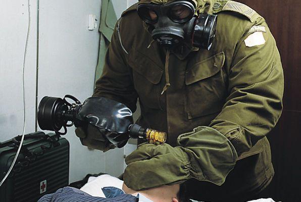 Reusable manual resuscitator Mark lll Ambu