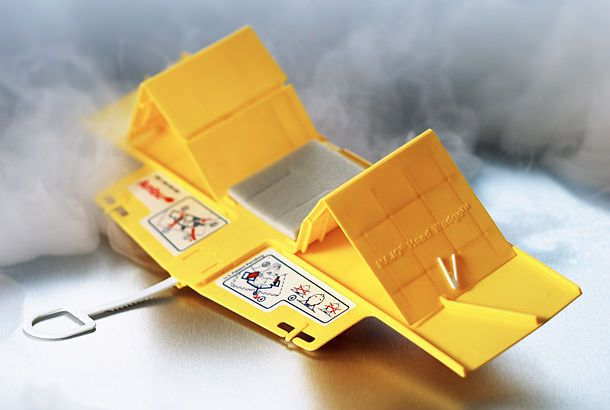 Disposable emergency immobilizer Ambu® Head Wedge Ambu