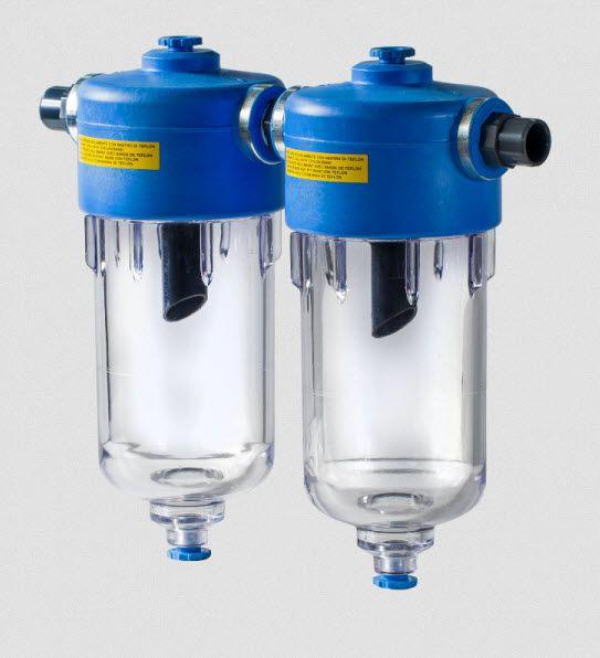 Amalgam separator for dental vacuum suction pumps SA650C 4TEK SRL