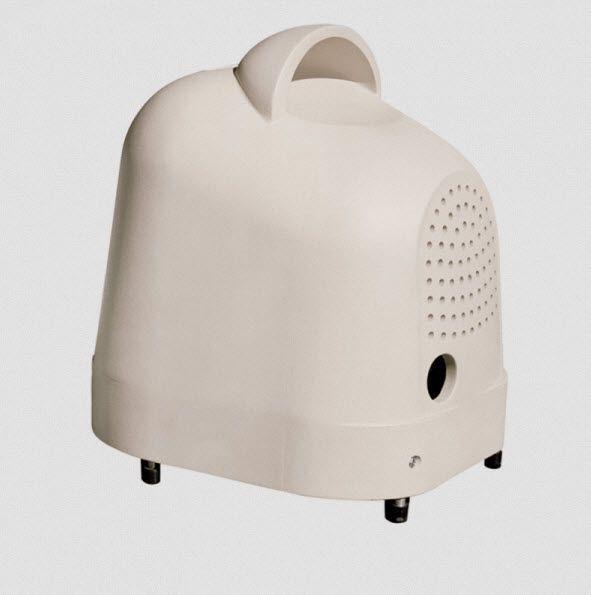 Aspirating vacuum pump / dental / 1-workstation ARIA1 4TEK SRL