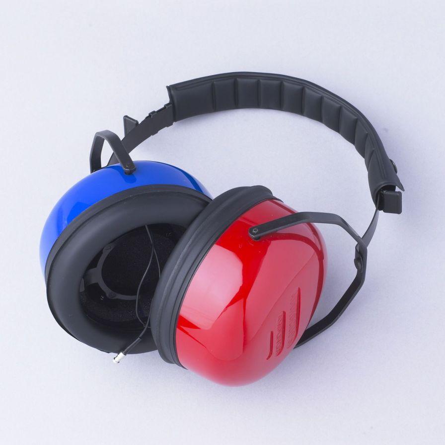 Headphones audiometer AUDIOCUPS Amplivox Ltd
