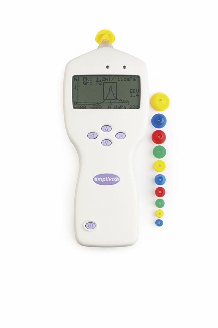 Screening tympanometer (audiometry) / tympanometer / digital / portable OTOWAVE 102-4 Amplivox Ltd