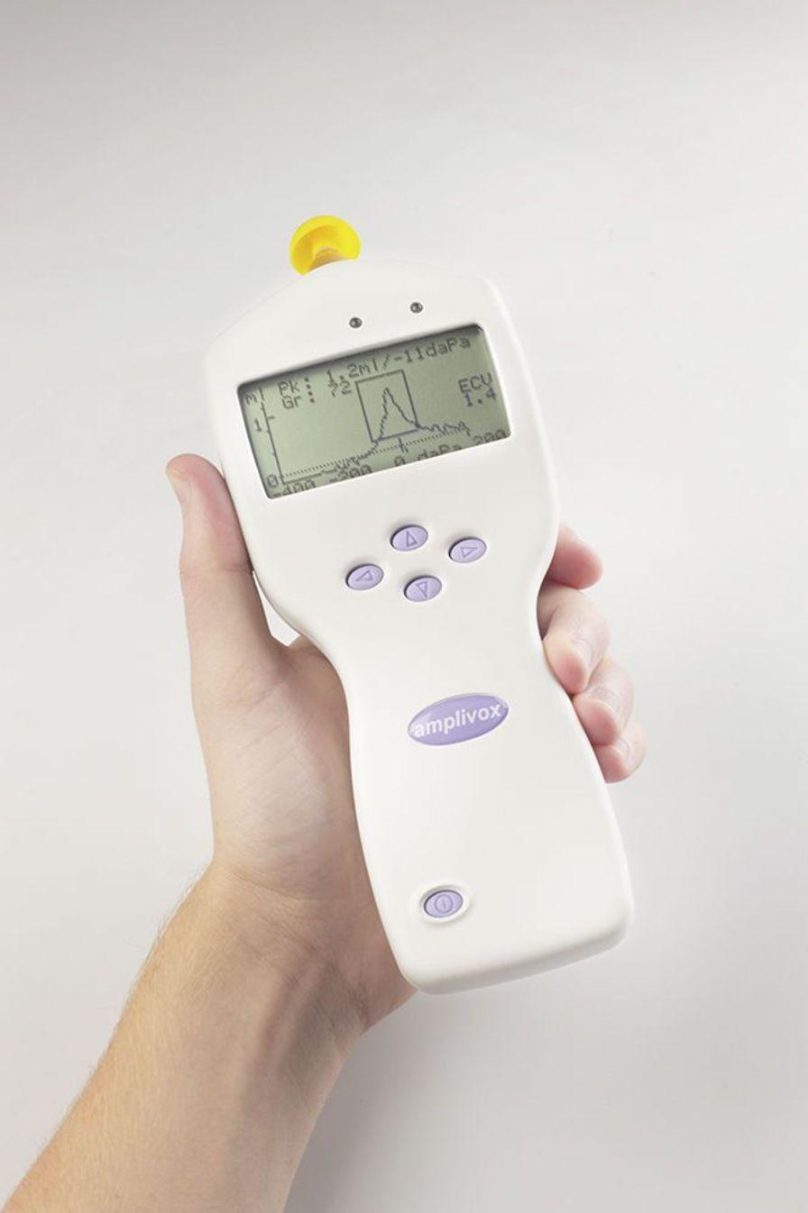 Tympanometer (audiometry) / screening tympanometer / digital / portable OTOWAVE 102-1 Amplivox Ltd