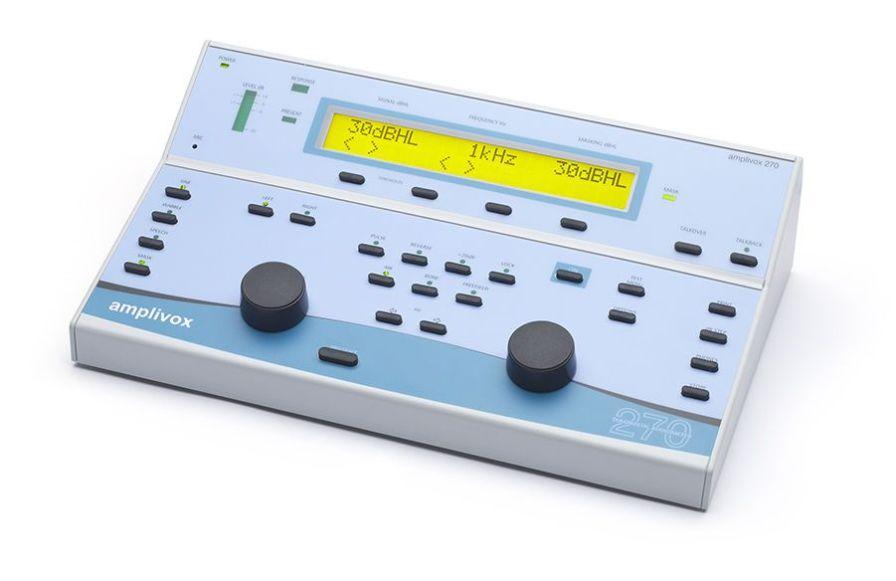 Diagnostic audiometer (audiometry) / audiometer / digital MODEL 270 Amplivox Ltd