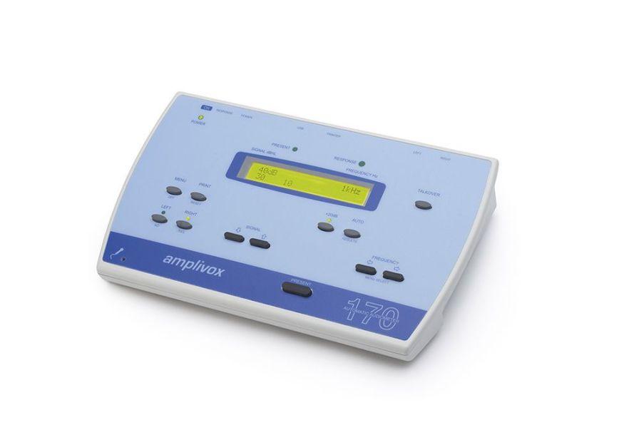 Screening audiometer (audiometry) / audiometer / digital MODEL 170 Amplivox Ltd