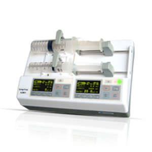 2-channel syringe pump AJ 5811 Angel Canada Enterprises