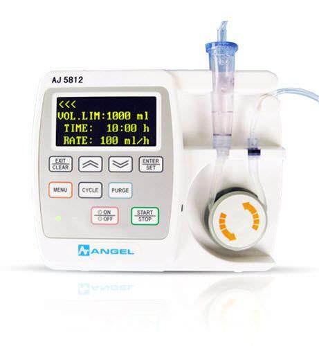 Enteral feeding pump AJ 5812 Angel Canada Enterprises