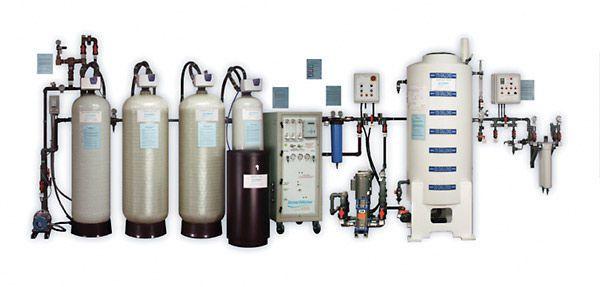 Reverse osmosis water treatment plant / hemodialysis AmeriWater